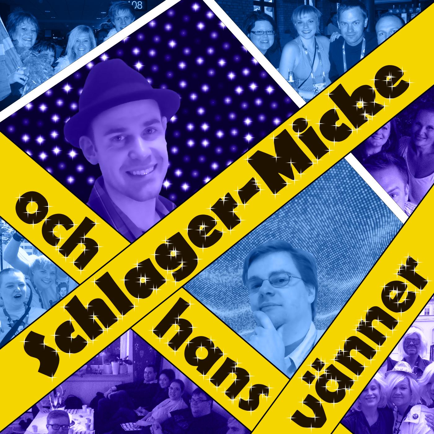 Schlager-Micke och hans vänner